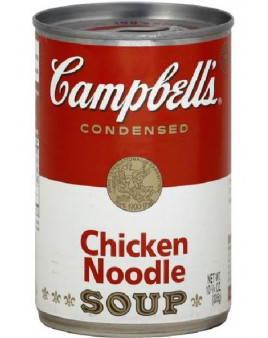 Campbell's Chicken Noodle Soup 305 Grams