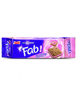 Parle Fab Strawberry 112 Grams